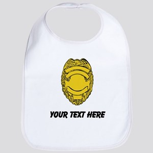 Police Badge (Custom) Bib