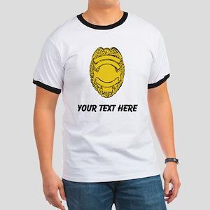 Police Badge (Custom) T-Shirt