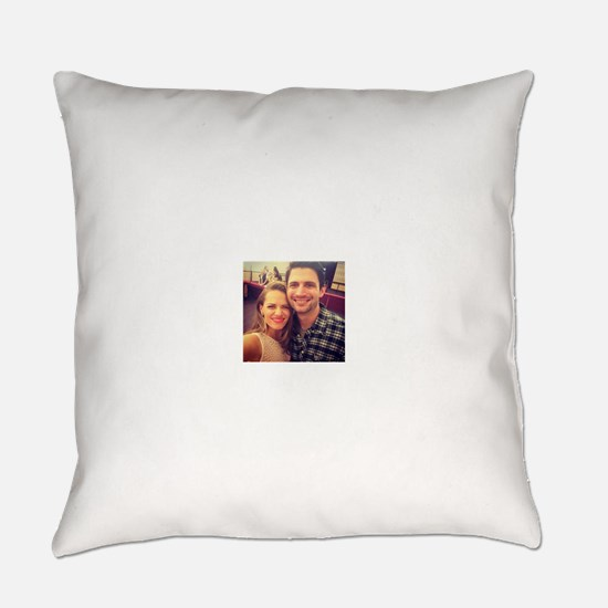 Nathan and haley Everyday Pillow