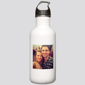 Nathan and haley Sports Water Bottle