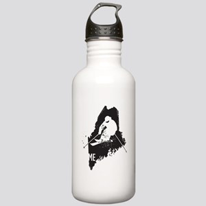 Ski Maine Stainless Water Bottle 1.0L