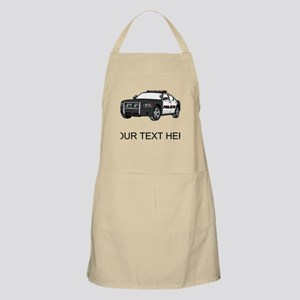 Police Car (Custom) Apron