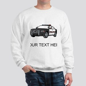 Police Car (Custom) Sweatshirt
