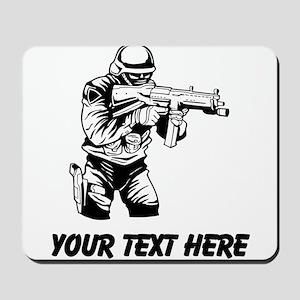 Police SWAT (Custom) Mousepad
