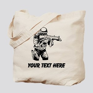 Police SWAT (Custom) Tote Bag
