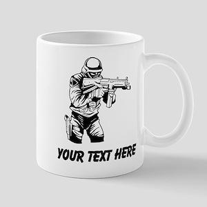 Police SWAT (Custom) Mugs