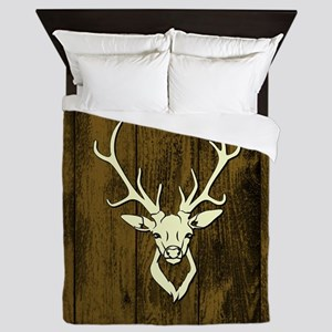 BIG RACK Queen Duvet