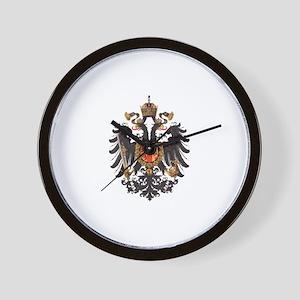 Royal House of Habsburg-Lorraine Wall Clock