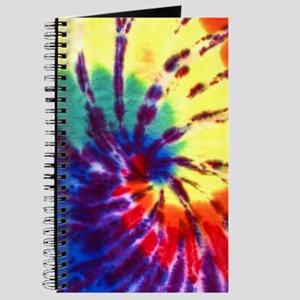 Tie-Dyed Journal