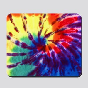 Tie-Dyed Mousepad