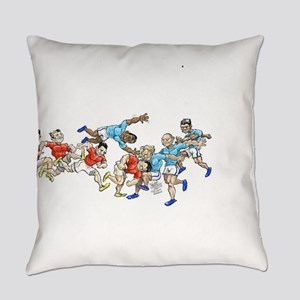 Game time. Everyday Pillow