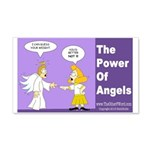 The Power of Angels Wall Decal
