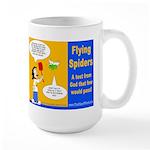 Flying Spider Test Mugs
