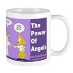The Power of Angels Mugs