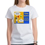 Flying Spider Test T-Shirt
