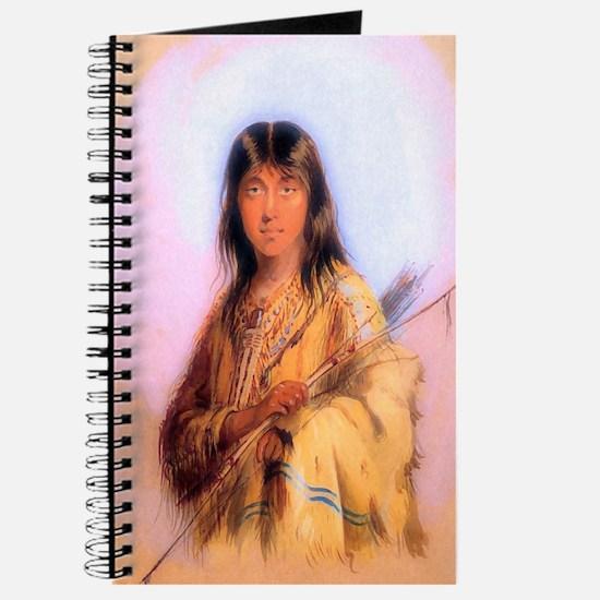 Hunting Woman Journal