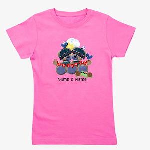 Customizable Bear Friends Women's Dark T-Shirt