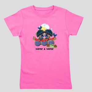 Customizable Bear Friends Women's Dark T-Shirt