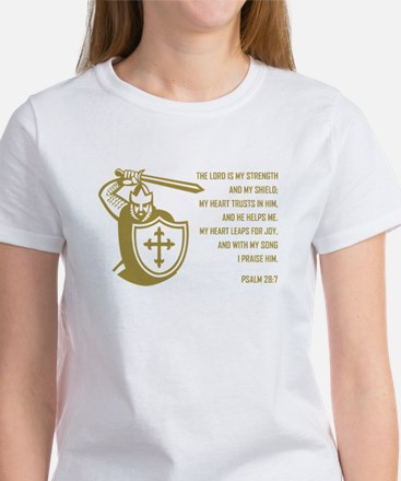 THE LORD IS MY... Women's T-Shirt