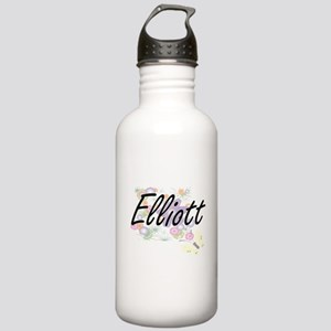 Elliott surname artist Stainless Water Bottle 1.0L