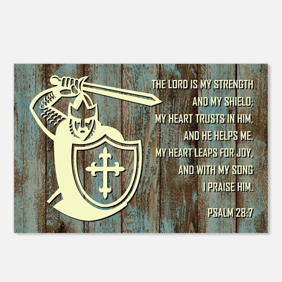 THE LORD IS MY... Postcards (Package of 8)