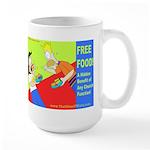 Free Church Food! Mugs