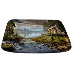 Wildlife Landscape Bathmat
