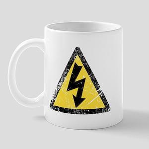 Electric Shock Mug