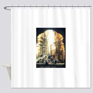 Naked Truth Shower Curtain