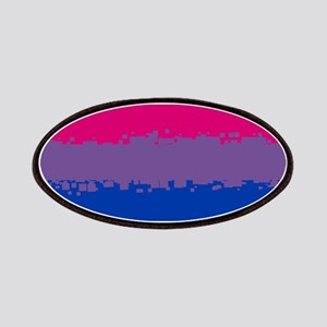 Bi Pride Flag- 8 Bit! Patch