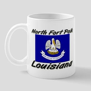 North Fort Polk Louisiana Mug