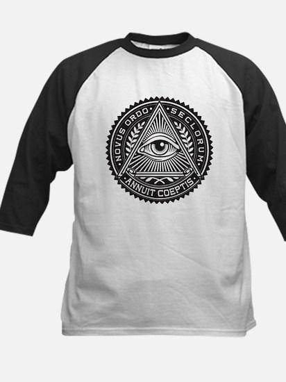Illuminati Original Baseball Jersey