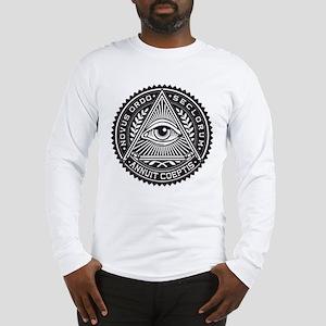 Illuminati Original Long Sleeve T-Shirt