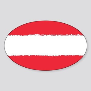 Austria in 8 bit Sticker