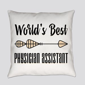 World's Best Physician Assistant Everyday Pillow