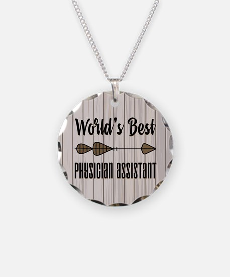 Gift for Physician Assistant Necklace