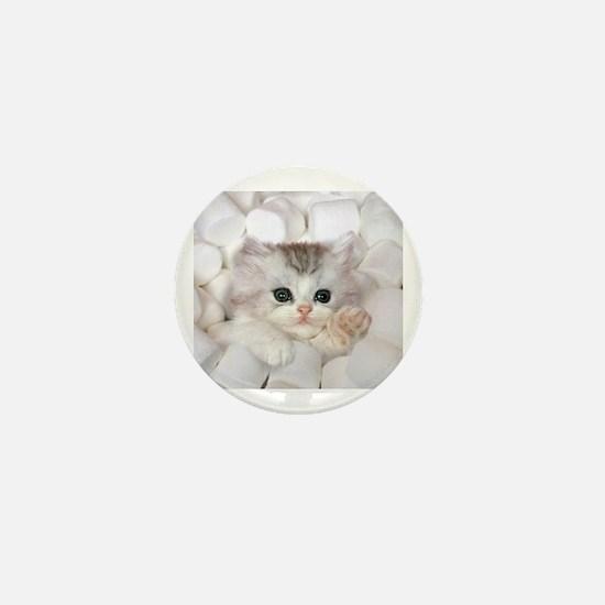 Unique Kitten Mini Button