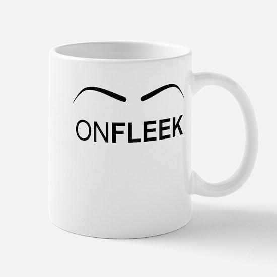 ON FLEEK Mugs