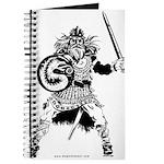 Viking Warrior Journal