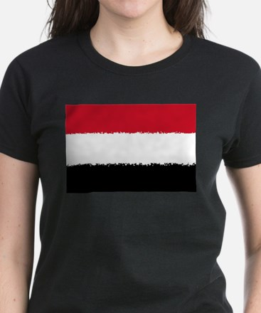 8 bit flag of T-Shirt