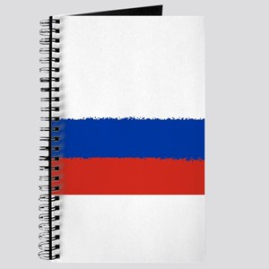 8 bit flag of Russia Journal