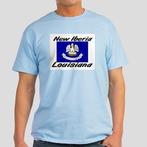 New Iberia Louisiana Light T-Shirt