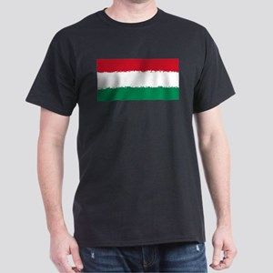 8 bit flag of Hungary T-Shirt
