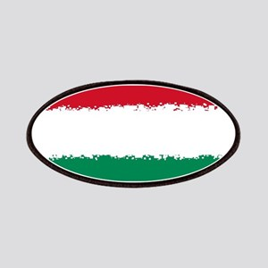8 bit flag of Hungary Patch