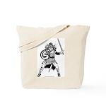 Viking Warrior Tote Bag