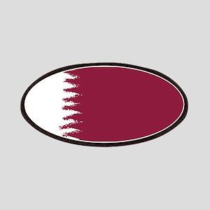 8 bit flag of Qatar Patch