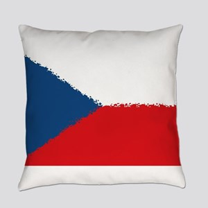 Czech Republic in 8 bit Everyday Pillow