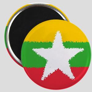 Burma in 8 bit Magnets