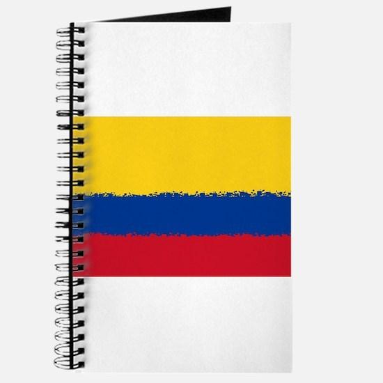 Colombia in 8 bit Journal
