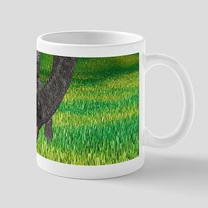 Dinosaur Brachiosaurus Mugs
